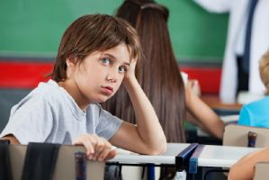 Is it Attention Deficit Hyperactivity Disorder?